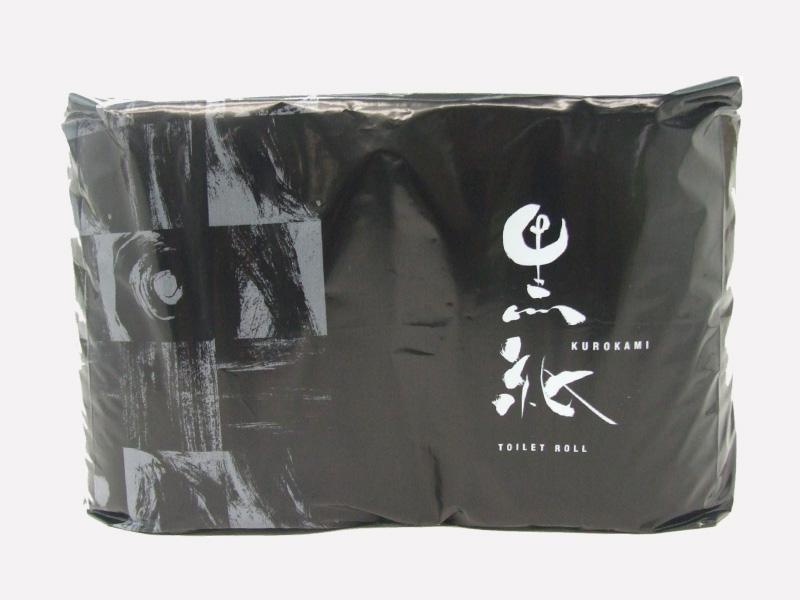 黒紙2R : トイレットペーパー