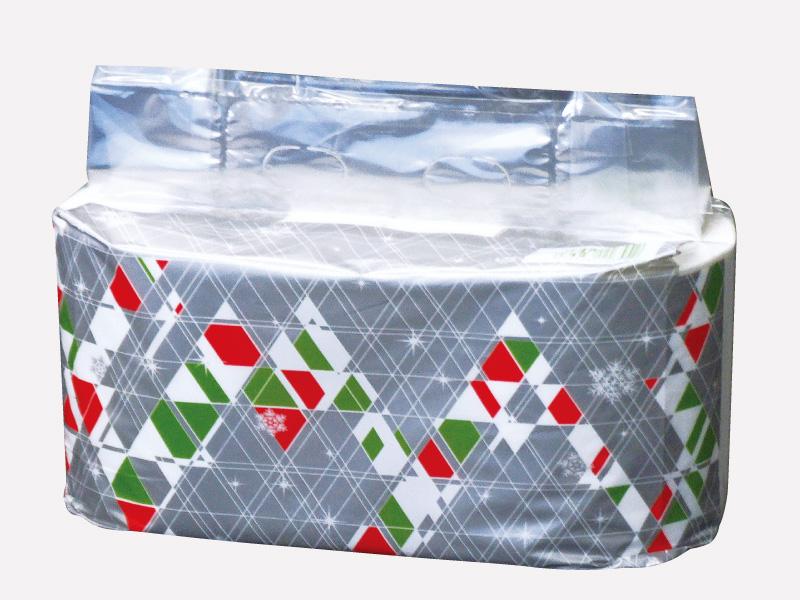 クリスマスロール 2R : トイレットペーパー
