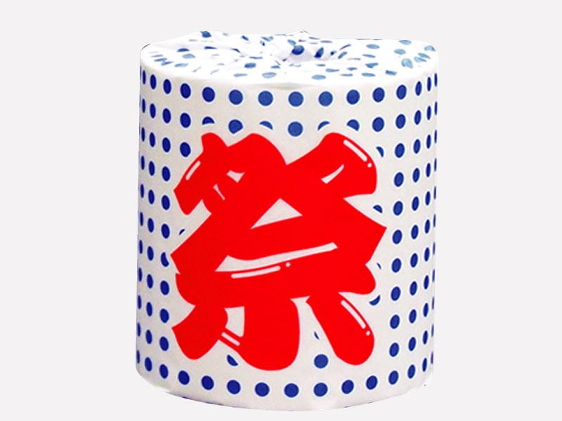 豆絞り(トイレットペーパー 1個包装)