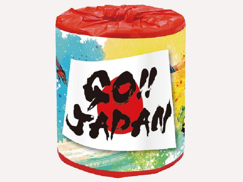 GO!!JAPAN トイレットペーパー